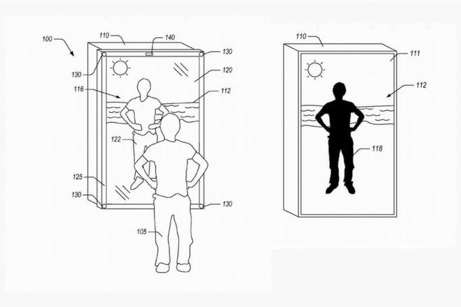 Amazon patenta un espejo virtual que te permitirá probar ropa en casa antes de comprarla