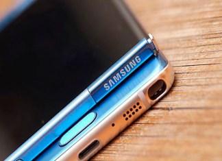 Entre las características del Note9 se espera que incluya novedades en el S-Pen o lápiz óptico