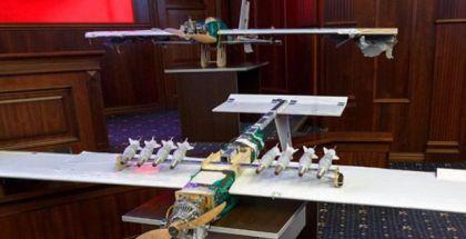 Drones nueva amenaza terrorista en Siria