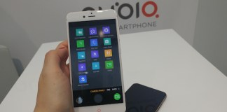 movil de nubia en el mobile world congress
