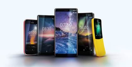 Nuevos Nokia MWC 2018