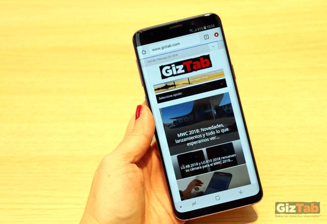 Los 10 mejores móviles del MWC 2018