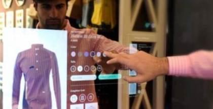 Vodafone y Mango harán posible los probadores digitales
