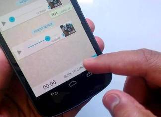 WhatsApp convierte los audios a mensajes de texto