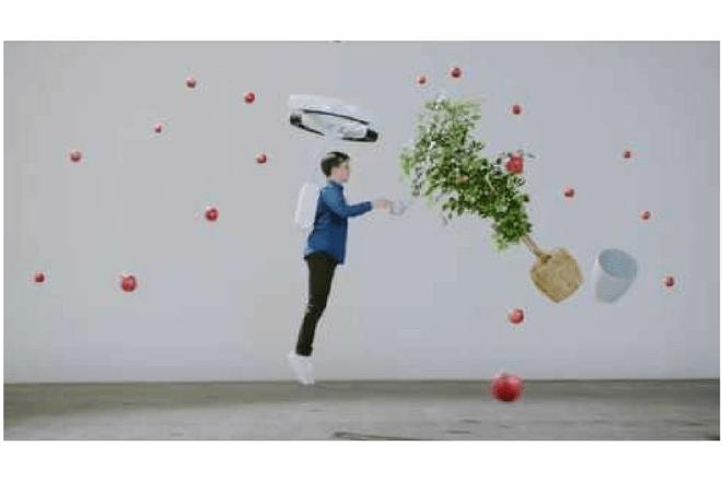Con esta mochila voladora podrás saltar más de lo normal