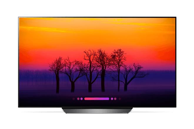 La Inteligencia Artificial llega a los nuevos televisores OLED 2018 de LG