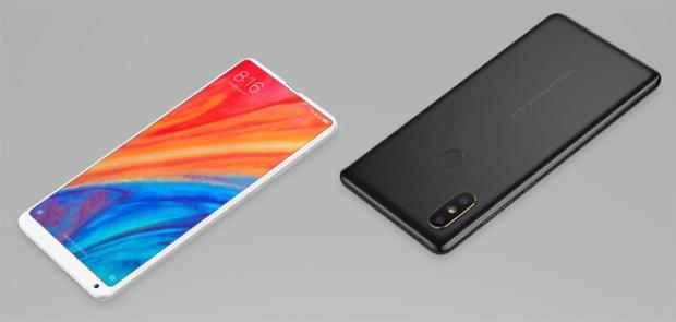 Xiaomi Mi Mix 2S oficial