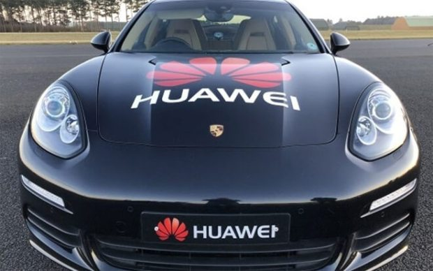 coche huawei