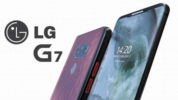 rumores LG G7