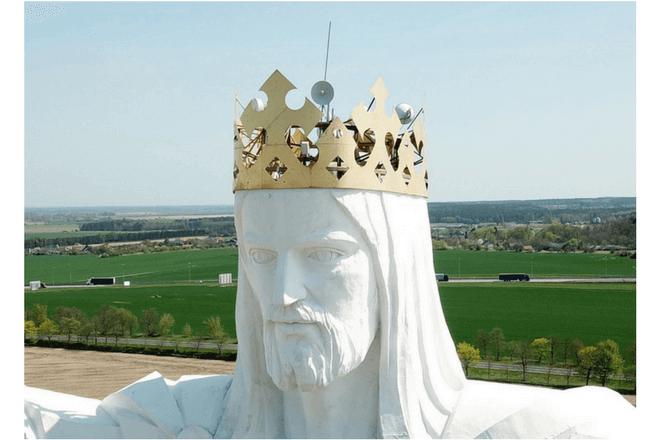 Reto Tech: ¿Cuál estatua del Cristo Redentor tiene en su cabeza antenas de Wi-Fi?