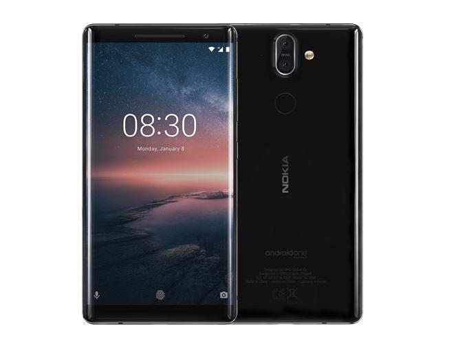 Nokia 8 Sirocco: Precio y características del móvil Android One que se puede comprar en España