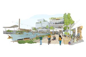 La ciudad Inteligente de Google estará en Toronto