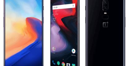 Teléfono OnePlus 6