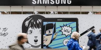 Samsung organiza en Feria del Libro experiencias y encuentros para jóvenes y un completo programa para niños