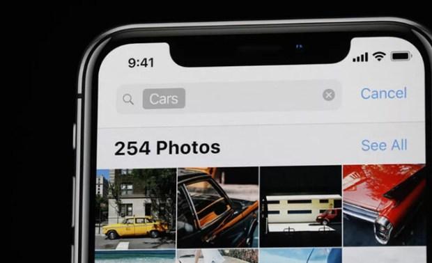 Apple fotos giztab