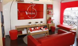 El hogar inteligente de Samsung y Vodafone llega al punto de venta mediante la realidad virtual