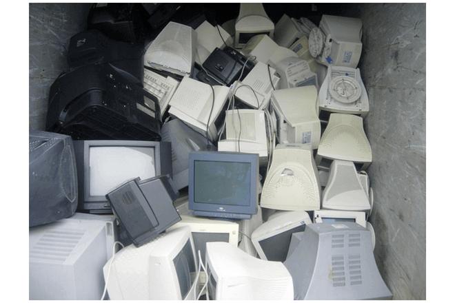 España ocupa el quinto lugar como productor de basura electrónica