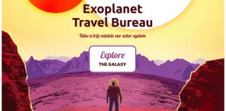 Exoplanet Travel Bureau La forma de viajar virtualmente a otros planetas