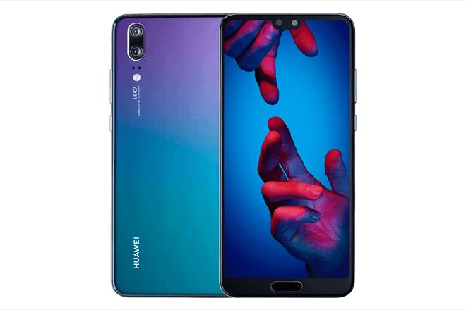 Huawei P20 en Twilight: Precio y disponibilidad del nuevo color