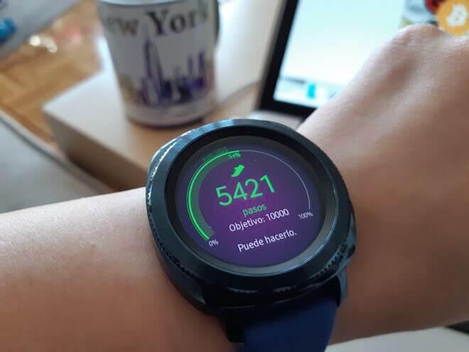 Samsung Gear S4 sería el Galaxy Watch: Rumores, características y modelos