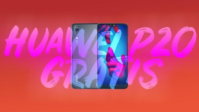 Sorteo Huawei P20: Participa y estrena móvil con nuestro sorteo internacional junio 2018