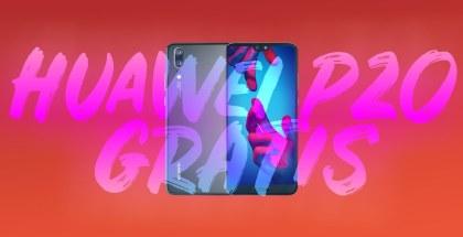 Sorteo de Huawei P20