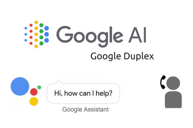Inteligencia Artificial de Google reemplazaría a teleoperadores