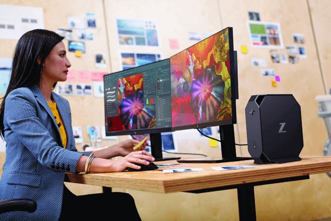 HP presenta sus nuevas estaciones de trabajo