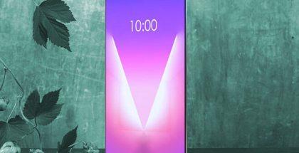 LG V40 características