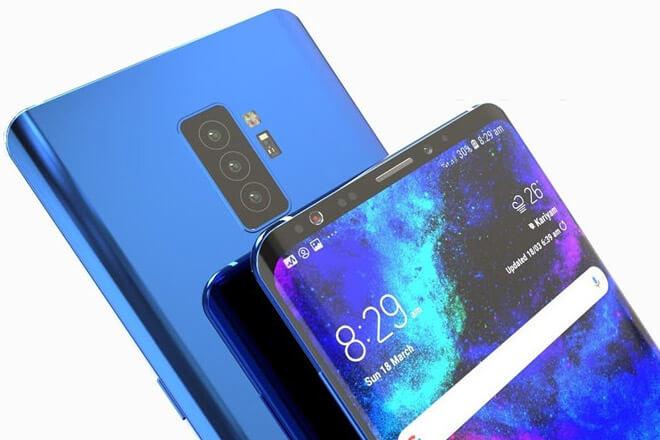 Samsung Galaxy S10 Plus características