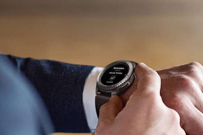 Samsung Gear S4 tendría Wear OS como sistema operativo