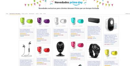 Las mejores ofertas de Amazon Prime day