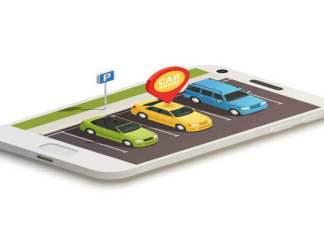 Foto de los peligros de las apps de carsharing