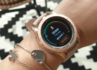 Con el Galaxy Watch podrás medir tus niveles de estrés
