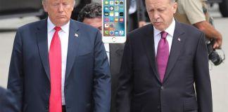 Foto del boicot al iPhone en Turquía