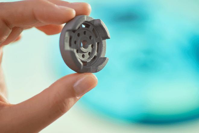 HP acaba de anunciar el lanzamiento de HP Metal Jet, la tecnología de impresión 3D más avanzada del mundo para la fabricación a gran escala de piezas metálicas industriales.