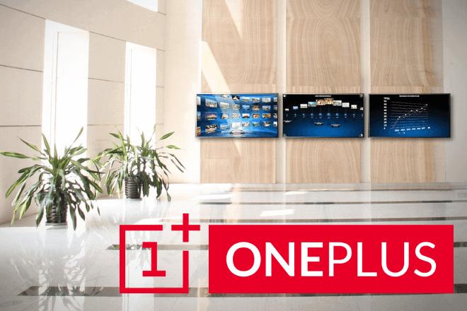 Primera Smart TV de OnePlus