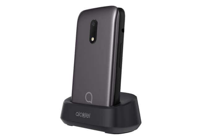 características del Alcatel 3026 Senior Phone