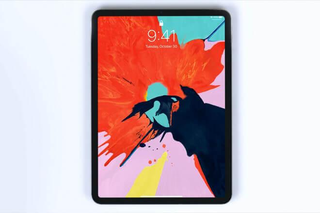 Características del iPad Pro 2018