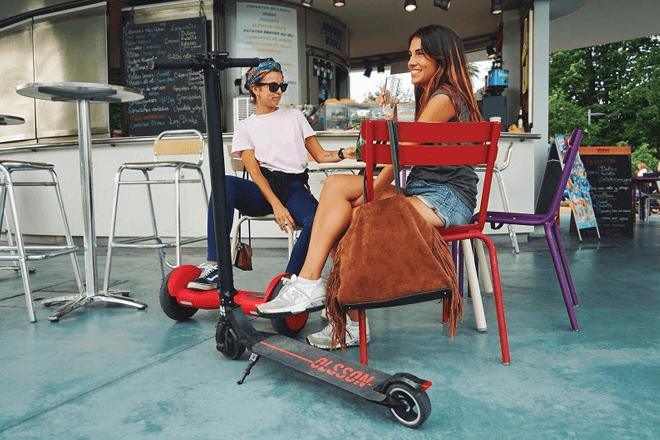 Olsson and Brothers establece en España su gama de movilidad eléctrica con diferentes modelos dentro de las categorías de scooter eléctrico, hoverboard y skates eléctricos
