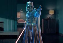 actualización de Lenovo Star Wars Jedi Challenges
