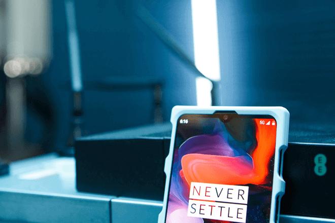 Primer móvil comercial 5G en Europa, será lanzado por OnePlus