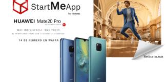 Segunda edición de los premios #StartMeApp de Huawei, para premiar las mejores Apps Android
