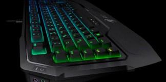 teclado gamer conexiones