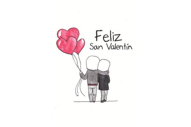 10 Felicitaciones De San Valentín Para Whatsapp Giztab