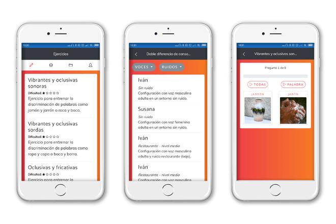 'MÍNIMO' es una app para ayudar a las personas con discapacidad auditiva