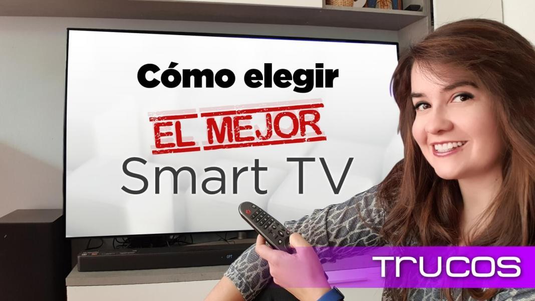 Claves para comprar el mejor TV 2019: En qué fijarnos para comprar la mejor Smart TV