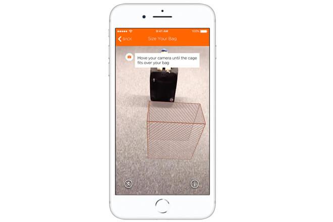 App realidad aumentada de easyJet
