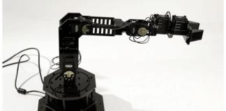 imagen de brazo robótico
