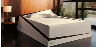 foto de una cama